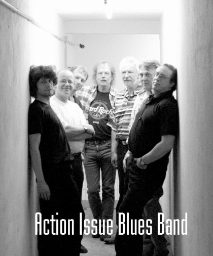 Action Issue Blues Band