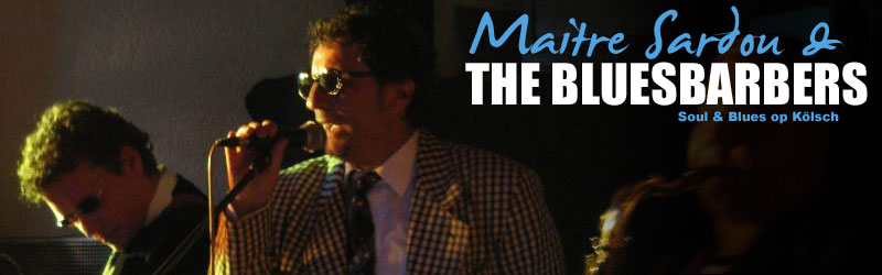 Maitre Sardou & the Blues Barbers