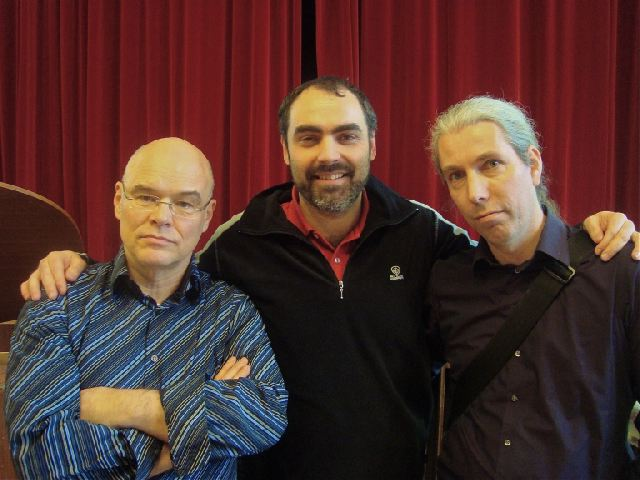 Christoph Spendel Christmas Jazz Trio