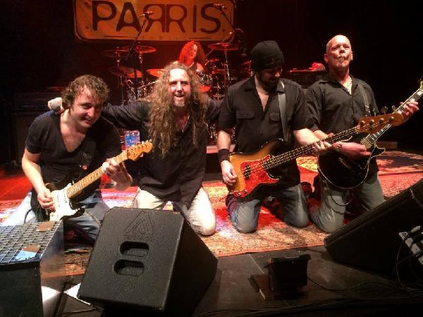 Parris - Thin Lizzy Tribute Band