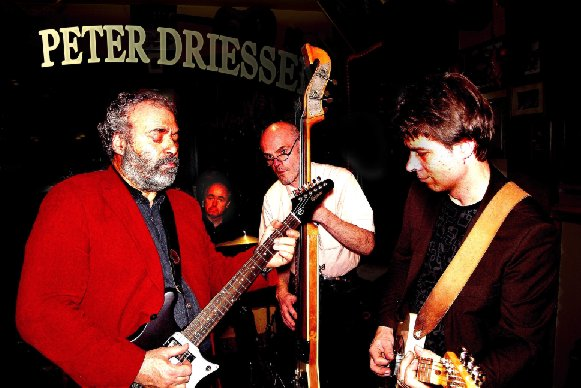 Peter Driessen - Blues With a Feeling